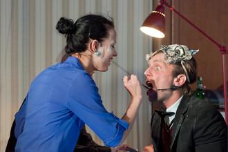Спектакль Константина Богомолова «Ставангер» принял участие в проекте «Новая пьеса» фестиваля «Золотая маска»