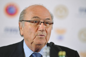 Президент ФИФА Йозеф Блаттер сам не рад решению провести ЧМ в Катаре