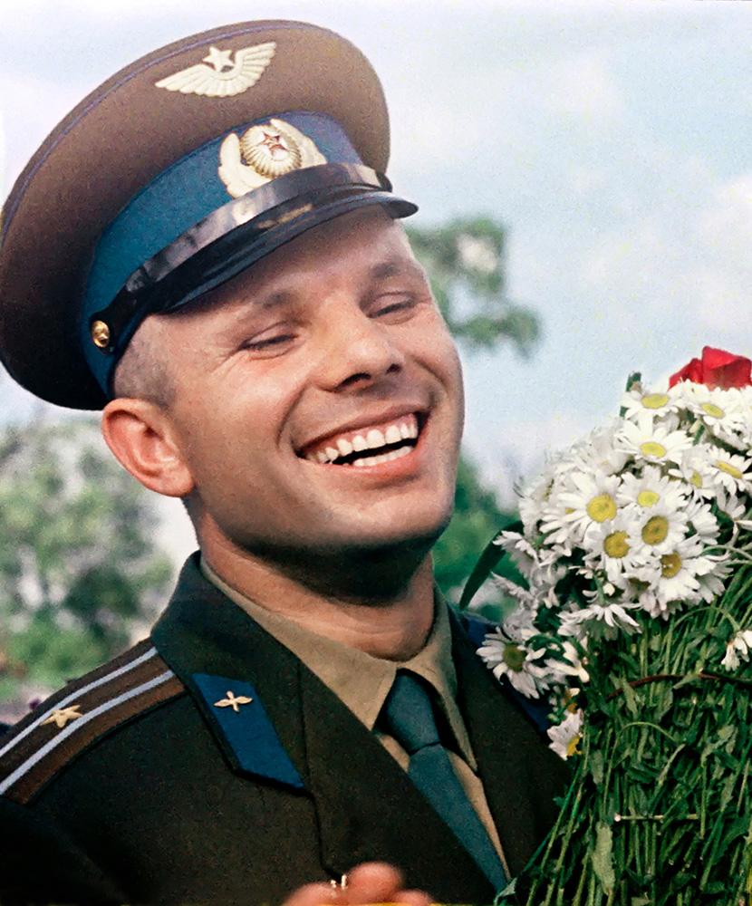 Юрий Гагарин о мечтах, любви и полете - Газета.Ru
