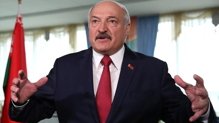 Лукашенко назвал условие отказа от интеграции с Россией
