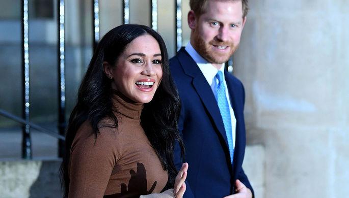 Полный отказ: Меган и Гарри надоели королевские обязанности