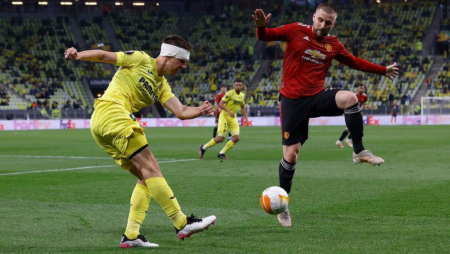Финал Лиги Европы УЕФА: «Вильярреал» (Испания)- «Манчестер Юнайтед» (Англия), 26 мая 2021 года