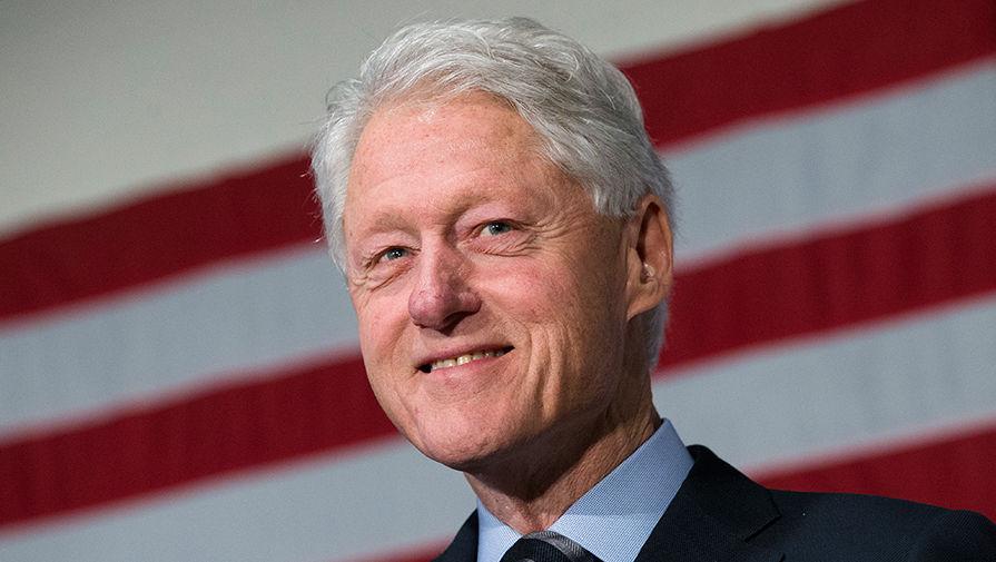 42-й президент США (1993—2001) Билл Клинтон