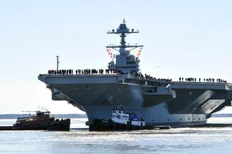 «Явное самоубийство»: что известно о смерти адмирала США