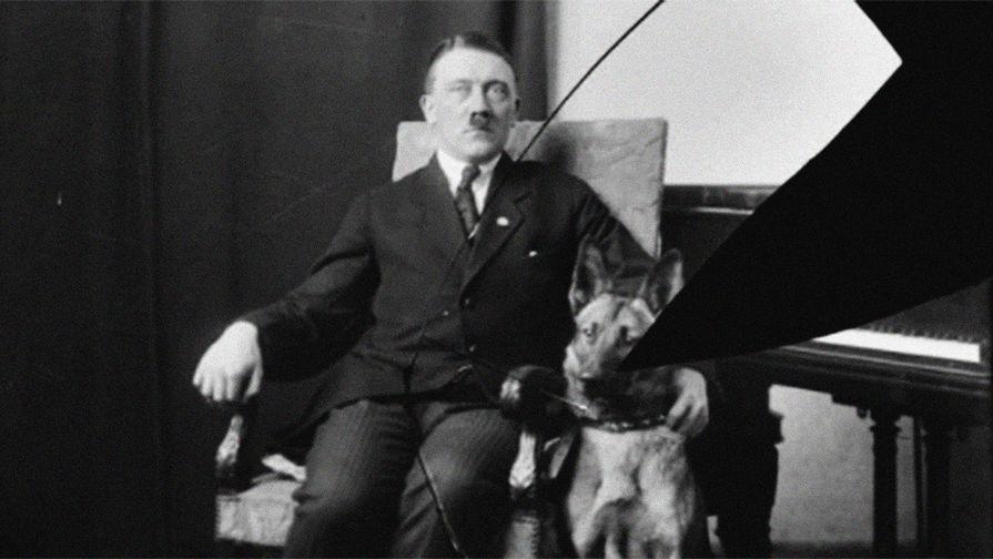 В кругу друзей: найдены неизвестные фото Гитлера