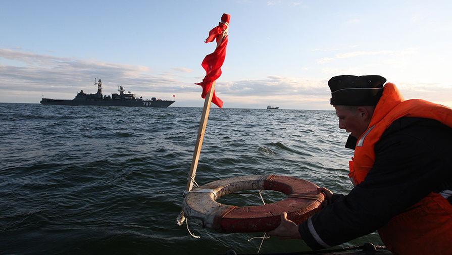 Прекрасная тренировка: НАТО помог российскому кораблю