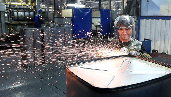 Производство алюминиевых и стальных топливных баков
