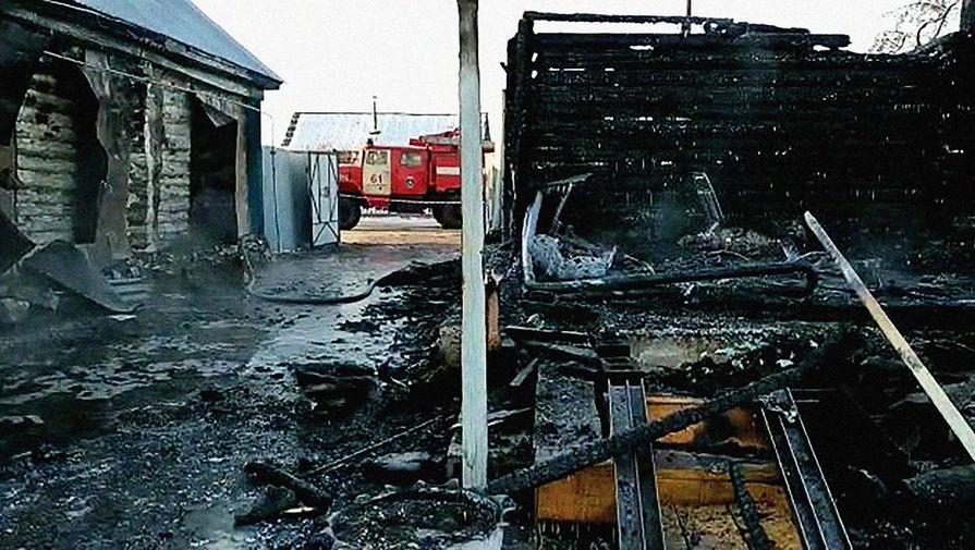 Задержана руководитель сгоревшего дома престарелых в Башкирии