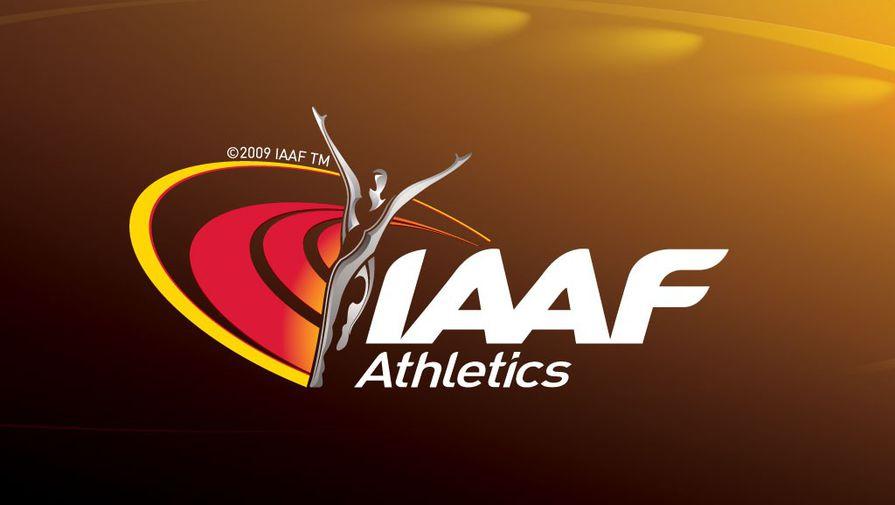 ИААФ назвал легкоатлетку