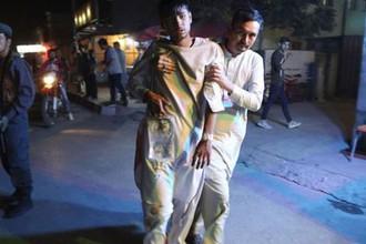 В Кабуле прогремело два взрыва в спортивном центре