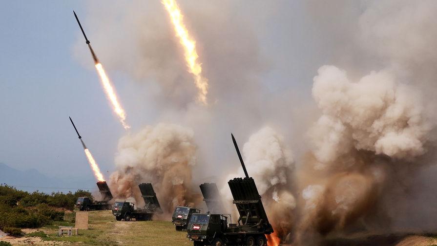 Совсем как «Искандеры»: Сеул оценил ракеты Северной Кореи