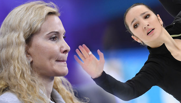 Этери Тутберидзе и Полина Цурская