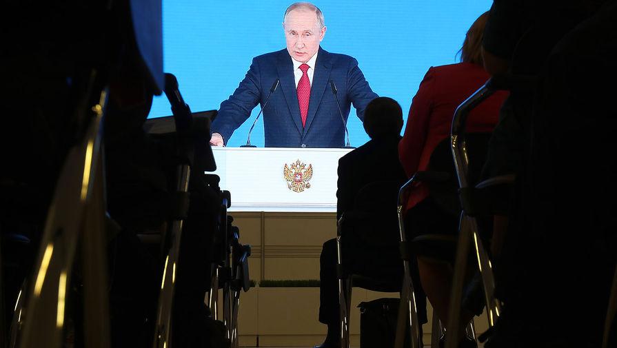 Путин объяснил жесткую критику чиновников по нацпроектам
