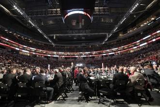 Арена Consol Energy Center, где в этом году проходит драфт НХЛ