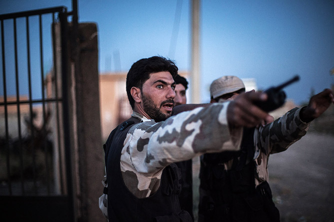 Провокацию с применением химоружия в пригороде Дамаска 21 августа осуществила спецгруппа, направленная Саудовской Аравией с территории Иордании