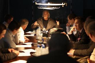 Сцена из кинофильма «12» (2007)