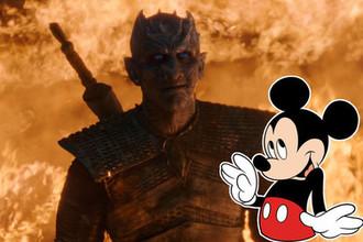 Бегут к Микки-Маусу? Авторы «Игры престолов» снимут «Звездные войны»