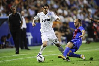 Мадридский «Реал» потерпел неожиданное поражение в Леванте
