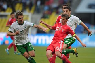Сборная России сохранила 13-е место в рейтинге ФИФА