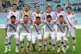 Молодежная сборная России готовится к решающим матчам Евро-2013