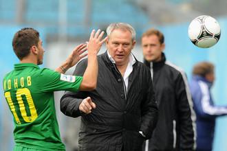 Юрий Красножан не проработал в «Кубани» и полугода