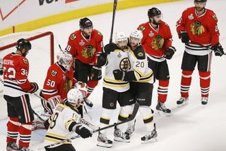 Второй матч между «Чикаго» и «Бостоном» вновь закончился в овертайме, и в этот раз сильнее были «мишки»