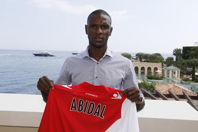 Лето 2013. Абидаль перешел в «Монако»