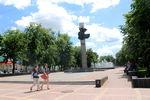 После начала боевых действий Луганск опустел