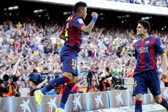 «Барселона» обыграла «Реал Сосьедад» и упрочила лидерство в Примере