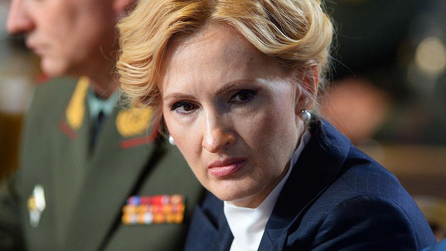 Председатель комитета Государственной думы России по безопасности и противодействию коррупции Ирина Яровая