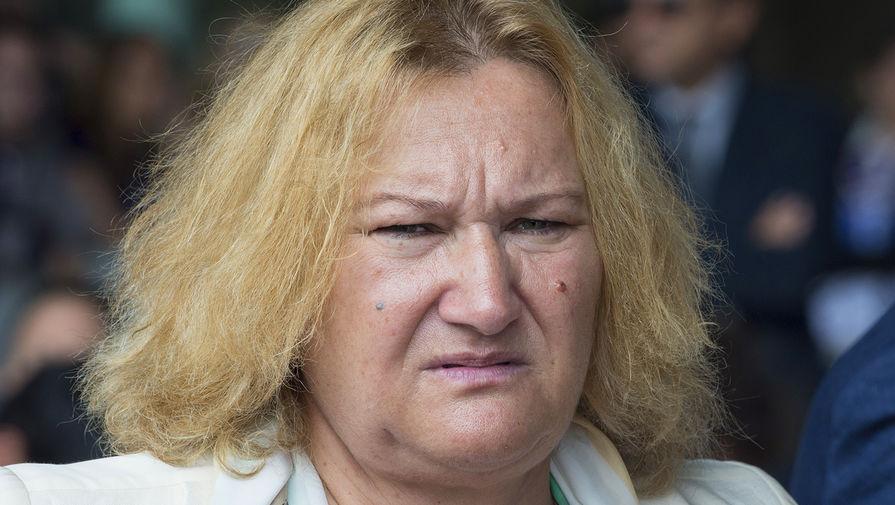 Елена Батурина в 2015 году