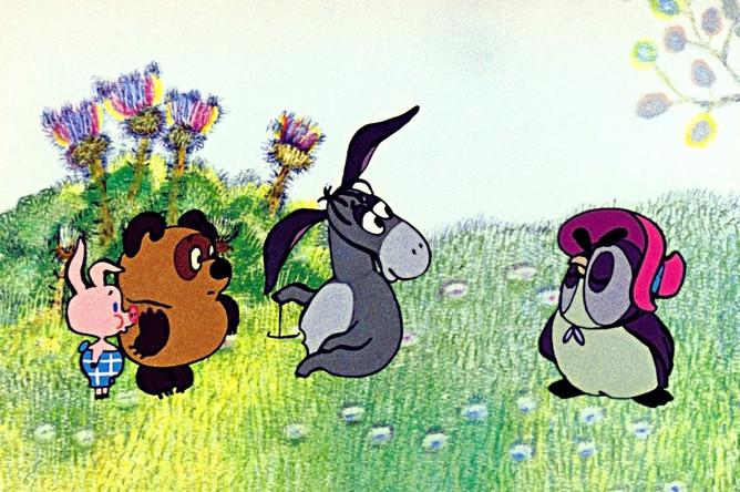 «Винни-Пух и день забот» (1972)
