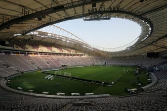 Новый стадион в столице Катара Дохе