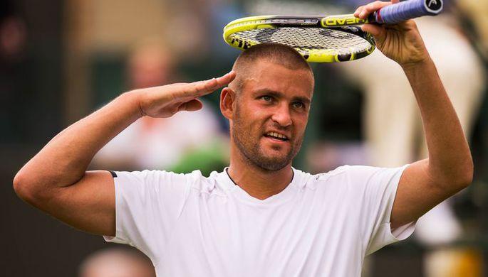 Российский теннисист Даниил Медведев после победы на турнире в Цинциннати