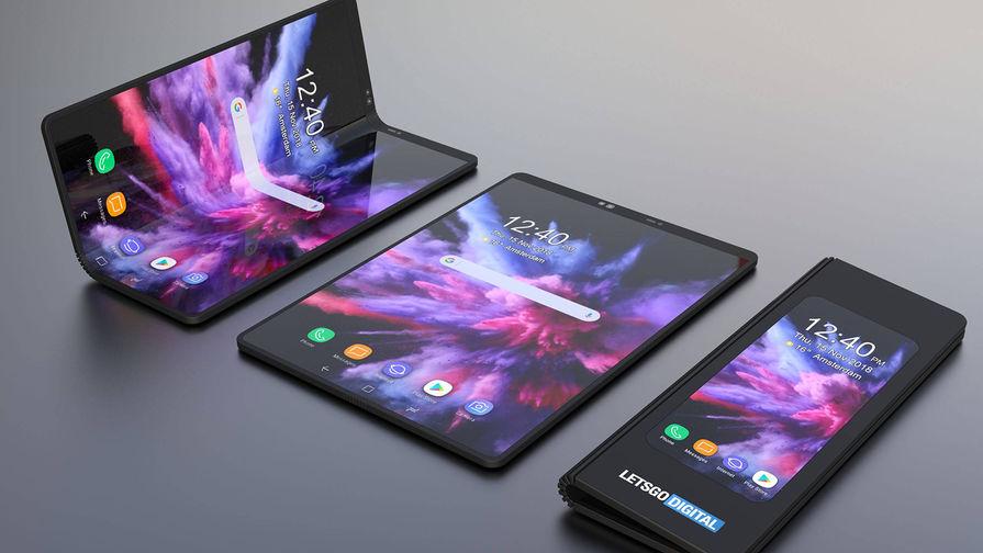 Новый тренд или провал: зачем нужны гнущиеся смартфоны