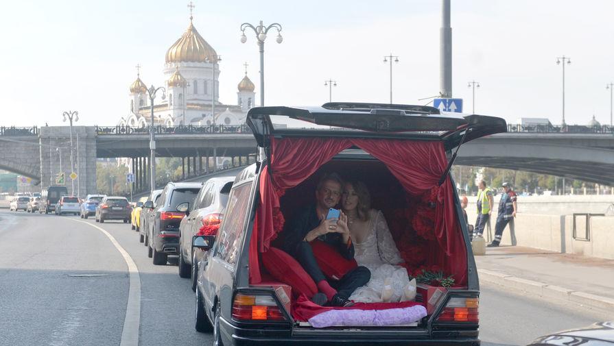 В РПЦ заявили, что Собчак и Богомолов раскаялись перед венчанием