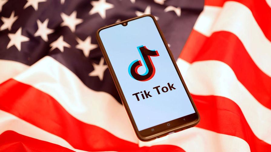 СМИ узнали о планах TikTok судиться с властями США