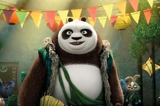 Кадр из мультфильма «Кунг-фу Панда 3»