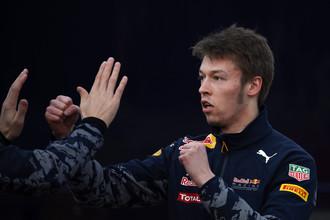 Даниил Квят может быть доволен первыми в сезоне тестами