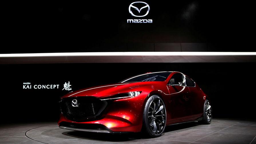 Концепт Mazda Kai