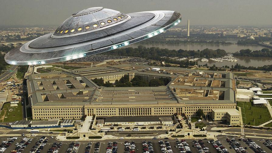США приступили к борьбе с НЛО