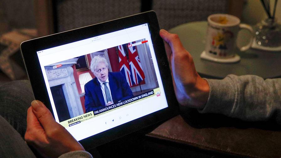 «Пугающая скорость»: в Британии объявлен полный локдаун
