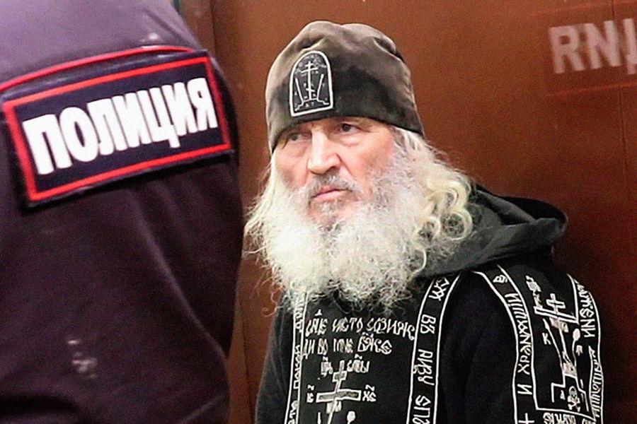 Бывший схимонах Сергий (Николай Романов)