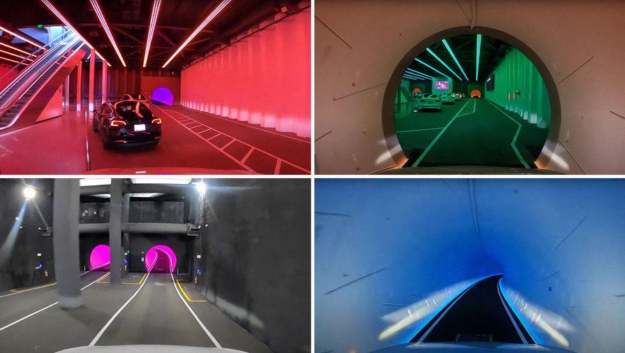 Люди остались недовольны туннелем под Вегасом, который построил Илон Маск