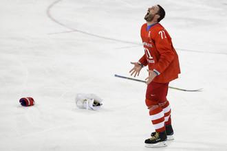 Хоккеист Илья Ковальчук