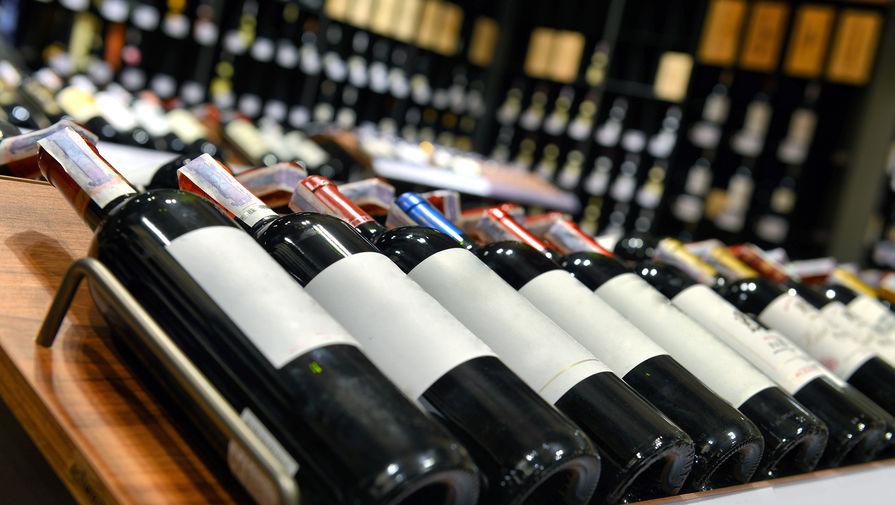 В Москве из магазина украли бутылку вина за 50 тысяч рублей