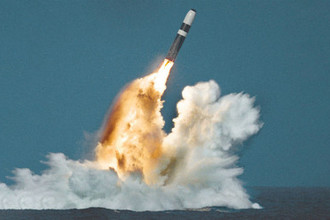 Ракета Trident II (D-5)