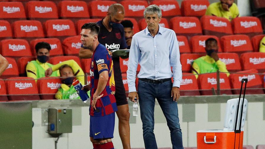 Тренер «Барселоны» — о разгромном поражении: унизительный проигрыш