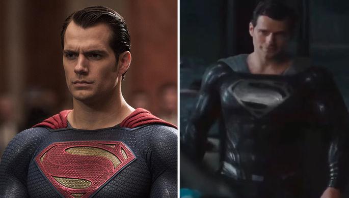 Черный Супермен: Снайдер раскрыл тайны «Лиги справедливости»