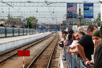 Поезда на Павелецком направлении ходят с получасовым опозданием